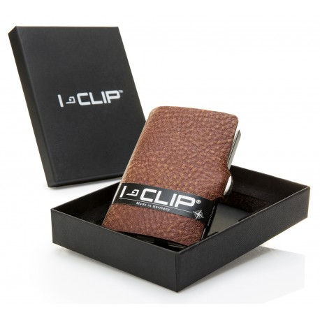 I-CLIP Vintage – hnědá