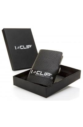 I-CLIP Rakouská telecí kůže – černá new