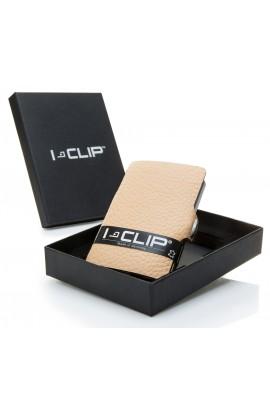 I-CLIP Rakouská telecí kůže – béžová