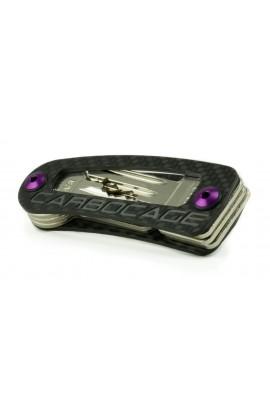 CARBOCAGE - fialová